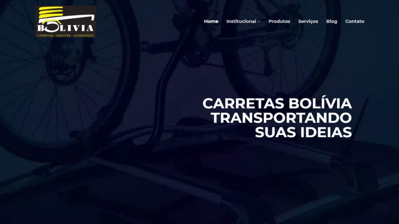 Home Carretas bolivia