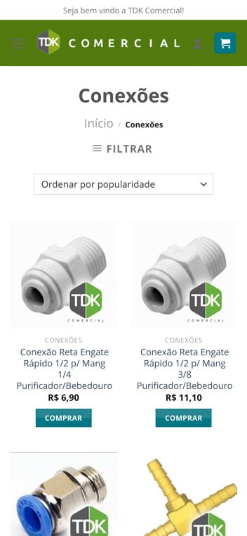 categorias tdk comercial mobile