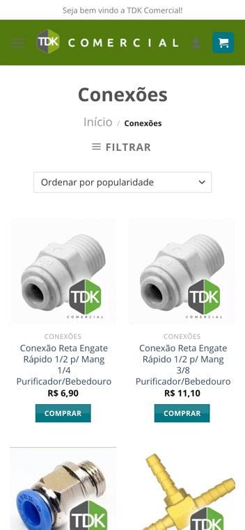 categorias tdk comercial mobile