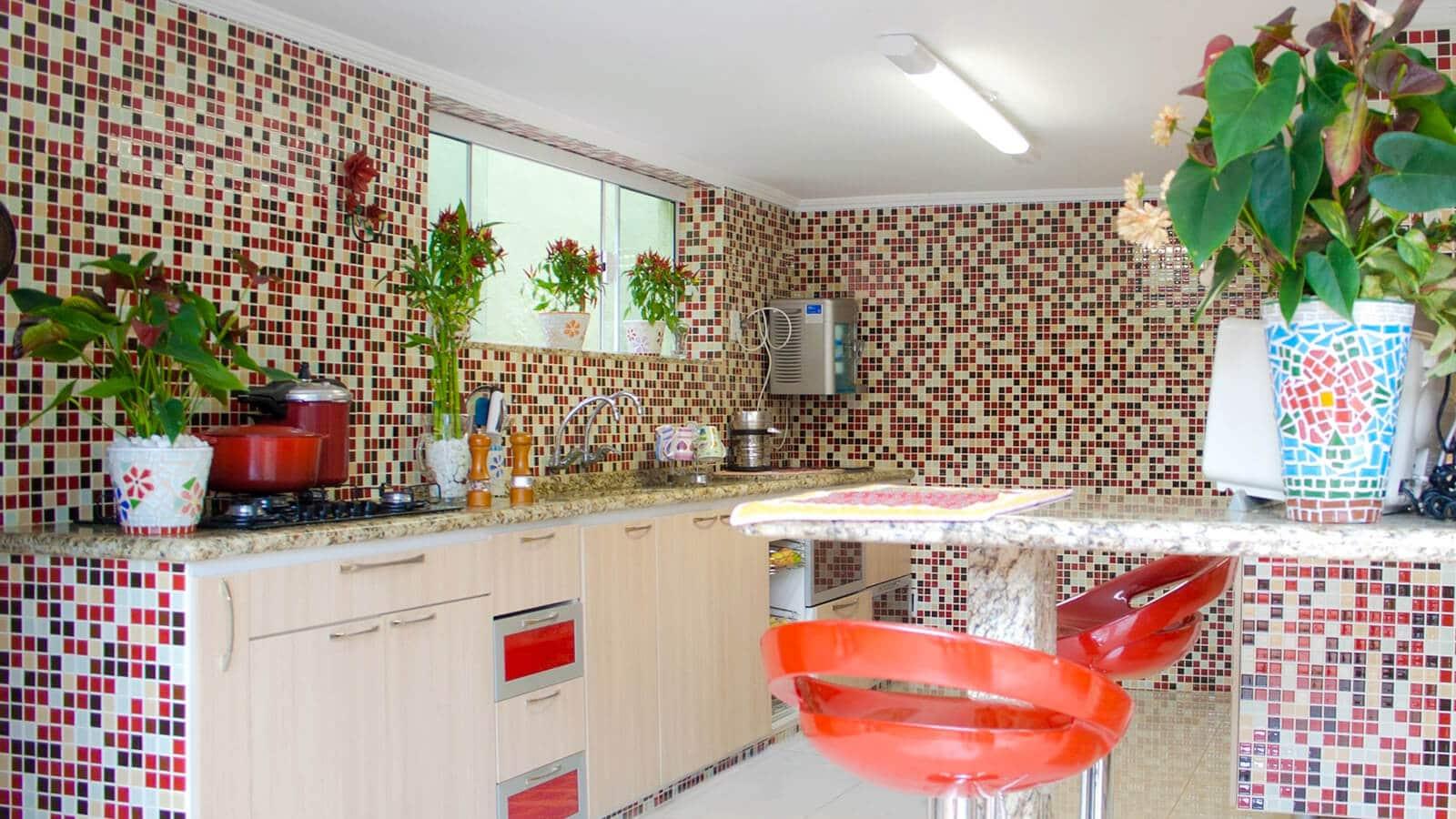 Destaque Vetrobello Pastilhas de Vidro