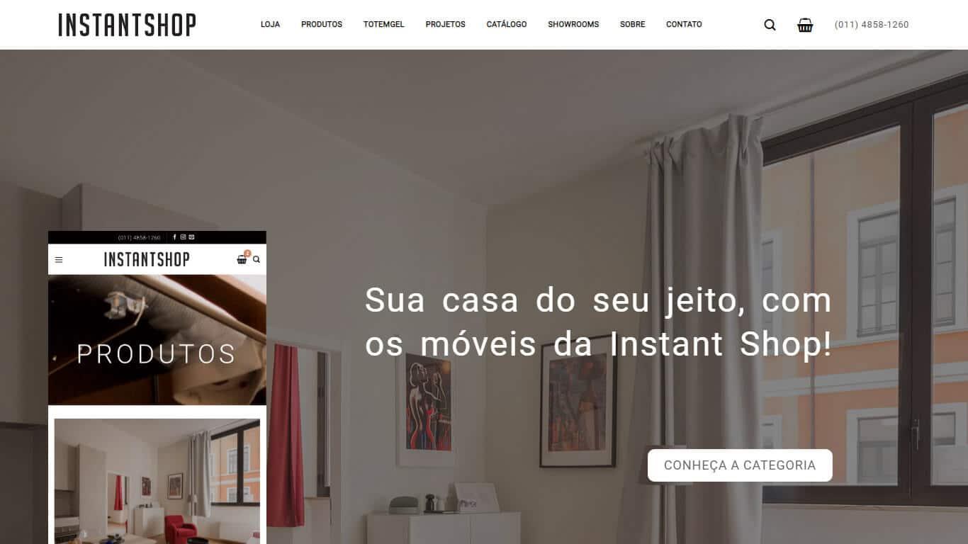 home instant shop desktop