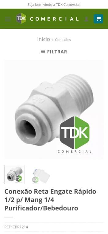 produtos tdk comercial mobile