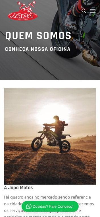 quem somos mobile japas motorcycle