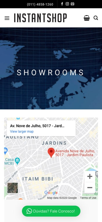 showroom mobile