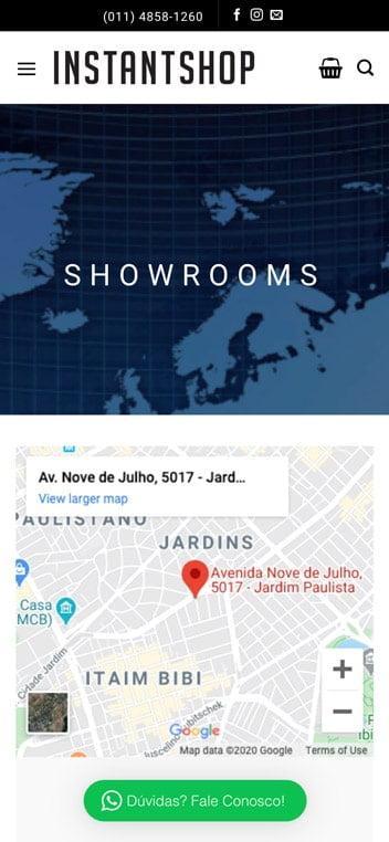 showroom mobile